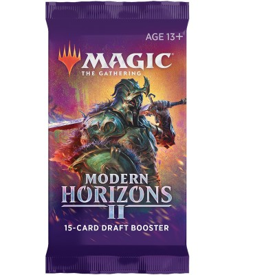 Booster Magic the Gathering Modern Horizons 2 - Draft Booster