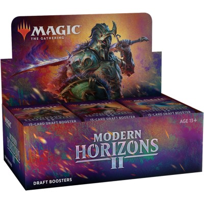 Boite de Boosters Magic the Gathering Modern Horizons 2 - 36 Draft Boosters