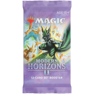 Booster Magic the Gathering Modern Horizons 2 - Set Booster
