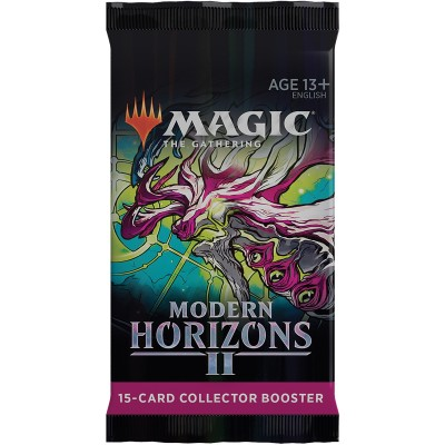 Booster Magic the Gathering Modern Horizons 2 - Collector Boosters