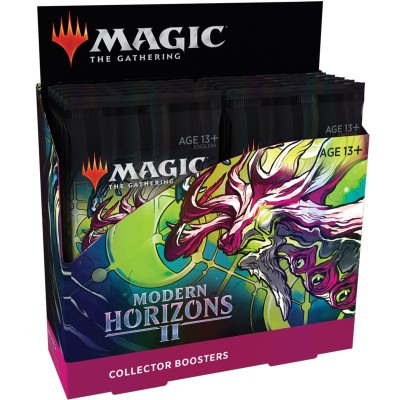 Boite de Boosters Magic the Gathering Modern Horizons 2 - 12 Collector Boosters