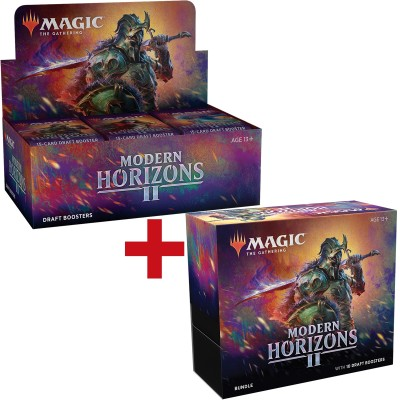 Offres Spéciales Magic the Gathering Modern Horizons 2  - Small Pack : Boite VO + Bundle VO