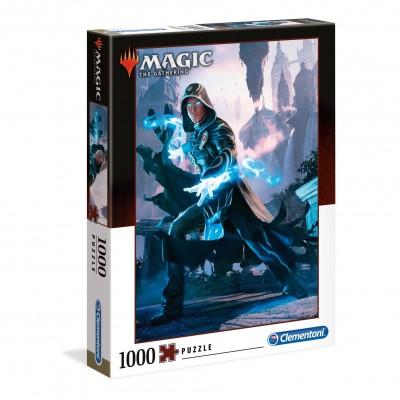 Puzzle Magic the Gathering Planeswalker Jace - 1000 pièces