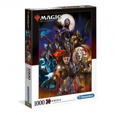 Puzzle Magic the Gathering Les Planeswalkers - 1000 pièces