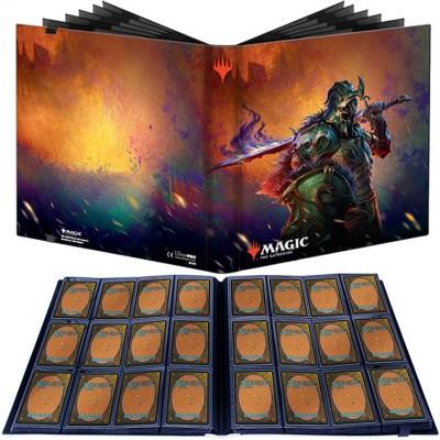 Portfolio Magic the Gathering Pro-binder - 20 pages de 12 cases (480 cartes recto-verso) - Modern Horizons 2