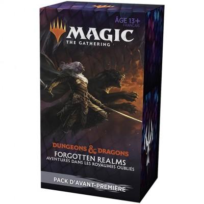 Booster Magic the Gathering Forgotten Realms : Aventures dans les Royaumes Oubliés - Pack d'Avant Première