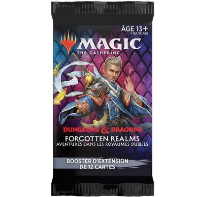 Booster Magic the Gathering Forgotten Realms : Aventures dans les Royaumes Oubliés - Booster d'Extension