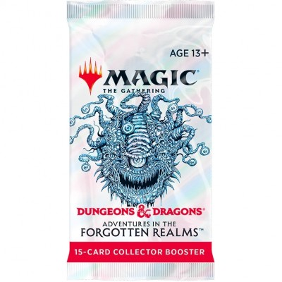 Booster Magic the Gathering Forgotten Realms : Aventures dans les Royaumes Oubliés - Booster Collector