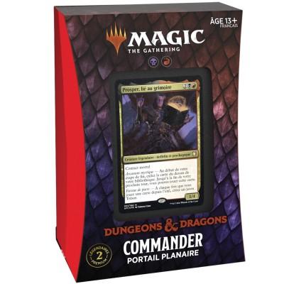 Deck Magic the Gathering Forgotten Realms : Aventures dans les Royaumes Oubliés - Commander - Portail Planaire