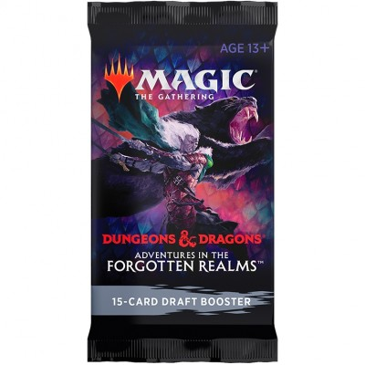 Booster Magic the Gathering Adventures in the Forgotten Realms - Booster de draft