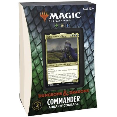 Deck Adventures in the Forgotten Realms - Commander - Aura of Courage