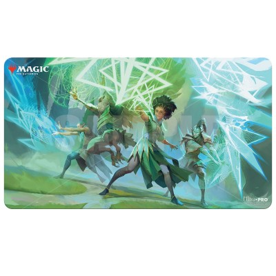 Tapis de Jeu Magic the Gathering Playmat - Quandrix Command