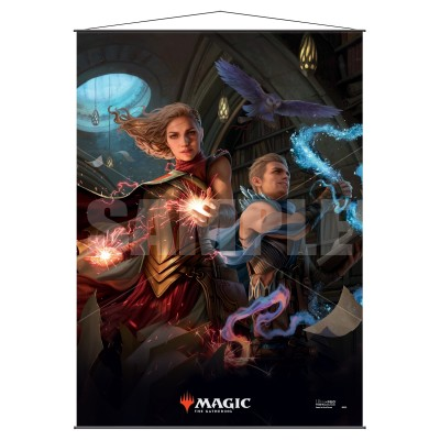 Décoration Magic the Gathering Wall Scroll - Strixhaven