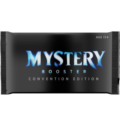 Booster Magic the Gathering Mystery Booster Convention Edition 2021