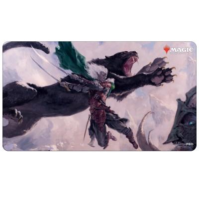 Tapis de Jeu Magic the Gathering Adventures in the Forgotten Realms - Playmat - Drizzt Do'Urden - 60cm x 34cm