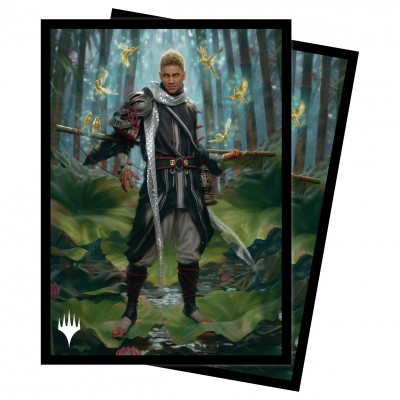 Protèges Cartes illustrées Magic the Gathering Adventures in the Forgotten Realms - Grand Master of Flowers