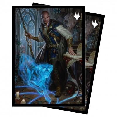 Protèges Cartes illustrées Magic the Gathering Adventures in the Forgotten Realms - Mordenkainen