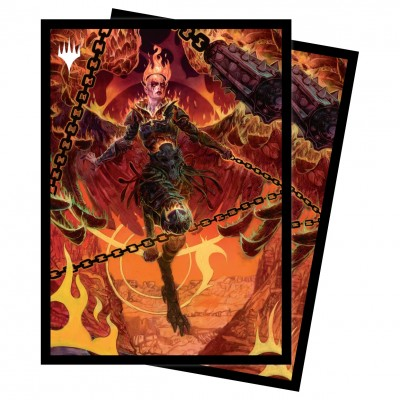 Protèges Cartes illustrées Adventures in the Forgotten Realms - Zariel, Archduke of Avernus