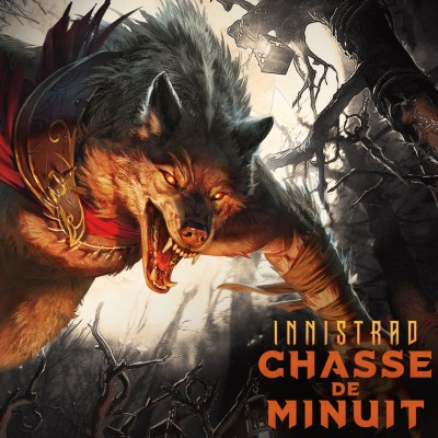 Collection Complète Magic the Gathering Innistrad : chasse de minuit - Set Complet