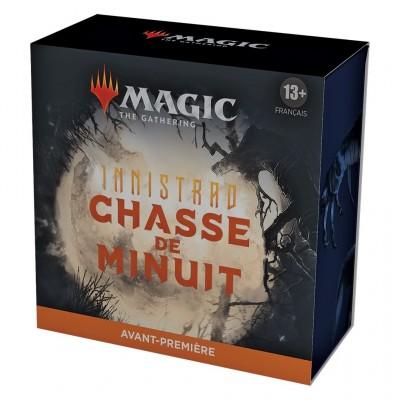 Booster Magic the Gathering Innistrad : chasse de minuit - Pack d'Avant Première