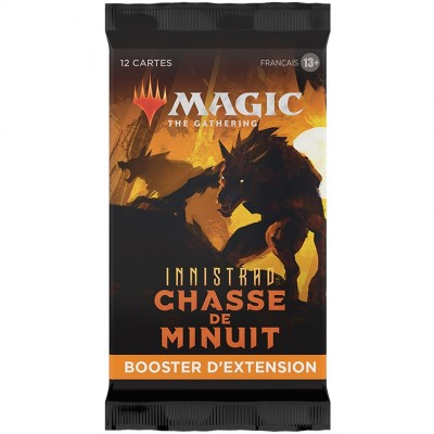 Booster Magic the Gathering Innistrad : chasse de minuit  - Booster d'Extension