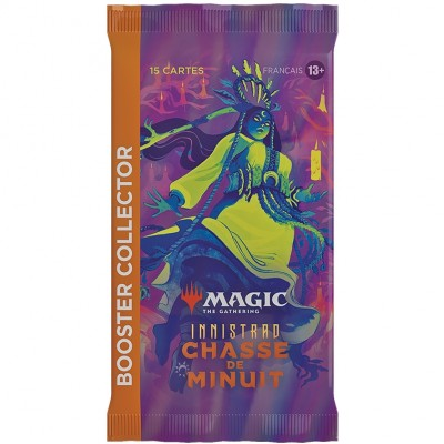 Booster Magic the Gathering Innistrad : chasse de minuit - Booster Collector