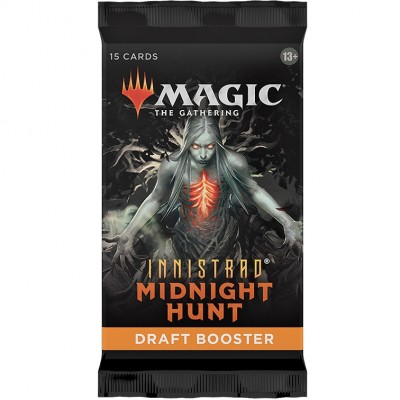 Booster Magic the Gathering Innistrad: Midnight Hunt - Draft Booster