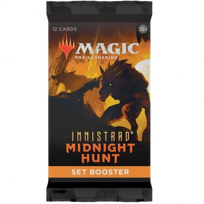 Booster Magic the Gathering Innistrad: Midnight Hunt - Set Booster