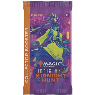 Booster Magic the Gathering Innistrad: Midnight Hunt - Collector Booster