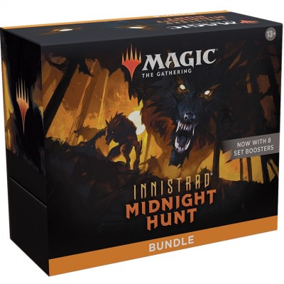 Coffret Magic the Gathering Innistrad: Midnight Hunt - Bundle