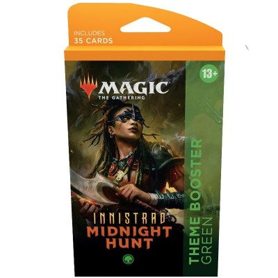 Booster Magic the Gathering Innistrad: Midnight Hunt - Theme Boosters - Vert