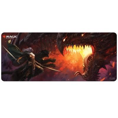 Tapis de Jeu Magic the Gathering Moyen Tapis de Draft - Drizzt Key - 183cm x 76cm