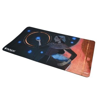 Tapis de Jeu Magic the Gathering Playmat - Strixhaven Archive Mystique - Récolte abondante - 60cm x 34cm