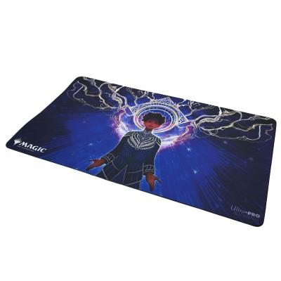 Tapis de Jeu Magic the Gathering Playmat - Strixhaven Archive Mystique - Remue-méninges - 60cm x 34cm