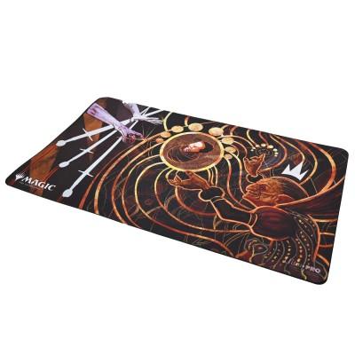 Tapis de Jeu Magic the Gathering Playmat - Strixhaven Archive Mystique - Droit au premier né - 60cm x 34cm
