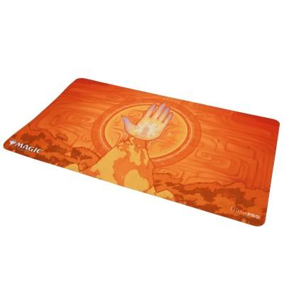 Tapis de Jeu Magic the Gathering Playmat - Strixhaven Archive Mystique - Contresort - 60cm x 34cm