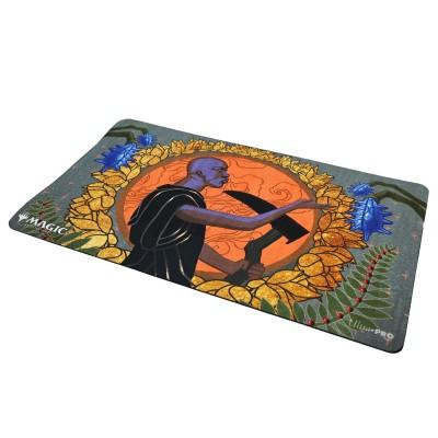 Tapis de Jeu Magic the Gathering Playmat - Strixhaven Archive Mystique - Mystique Culture - 60cm x 34cm