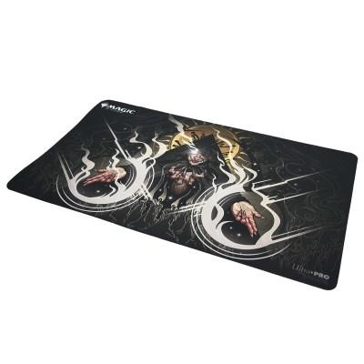 Tapis de Jeu Magic the Gathering Playmat - Strixhaven Archive Mystique - Messe noire - 60cm x 34cm