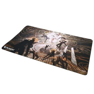 Tapis de Jeu Magic the Gathering Playmat - Strixhaven Archive Mystique - Jour de condamnation - 60cm x 34cm