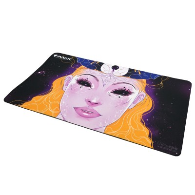 Tapis de Jeu Magic the Gathering Playmat - Strixhaven Archive Mystique - Contrainte - 60cm x 34cm