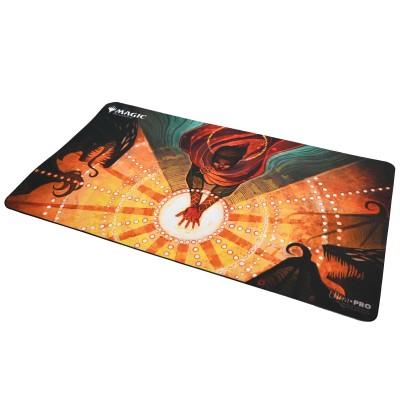 Tapis de Jeu Magic the Gathering Playmat - Strixhaven Archive Mystique - Mitraille - 60cm x 34cm