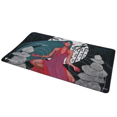 Tapis de Jeu Magic the Gathering Playmat - Strixhaven Archive Mystique - Harmonisation - 60cm x 34cm