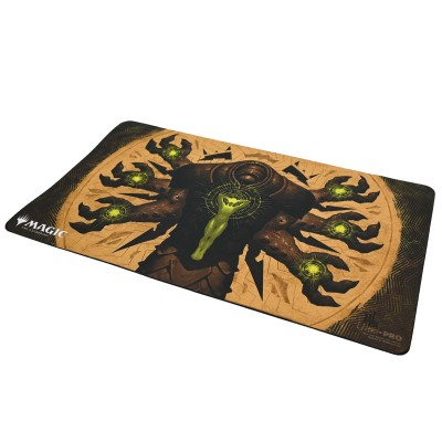 Tapis de Jeu Magic the Gathering Playmat - Strixhaven Archive Mystique - Inquisition de Kozilek - 60cm x 34cm