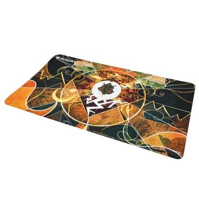 Tapis de Jeu Magic the Gathering Playmat - Strixhaven Archive Mystique - Foudre - 60cm x 34cm