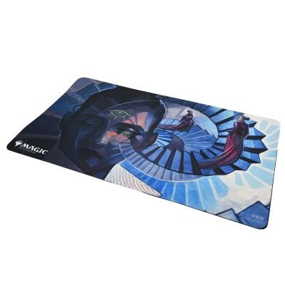 Tapis de Jeu Magic the Gathering Playmat - Strixhaven Archive Mystique - À mon seul désir - 60cm x 34cm