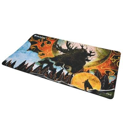 Tapis de Jeu Magic the Gathering Playmat - Strixhaven Archive Mystique - Ordre naturel - 60cm x 34cm