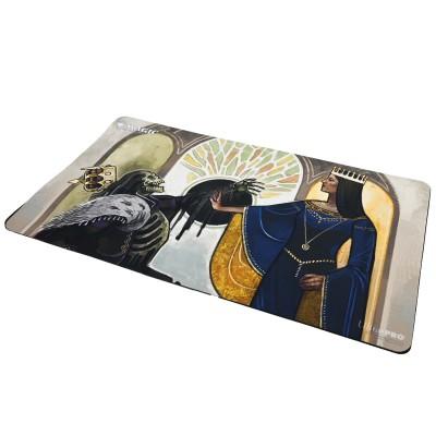 Tapis de Jeu Magic the Gathering Playmat - Strixhaven Archive Mystique - Putréfier - 60cm x 34cm