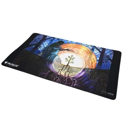 Tapis de Jeu Magic the Gathering Playmat - Strixhaven Archive Mystique - Réapparition - 60cm x 34cm