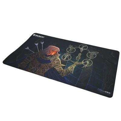 Tapis de Jeu Magic the Gathering Playmat - Strixhaven Archive Mystique - Revitaliser - 60cm x 34cm