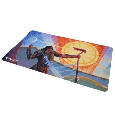 Tapis de Jeu Magic the Gathering Playmat - Strixhaven Archive Mystique - Retour au pays - 60cm x 34cm